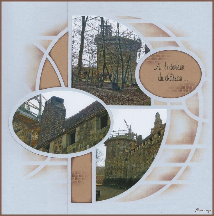 Guédelon - A l'intérieur du château