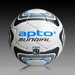 Apto Sports Mundial Matchball White/Blue football