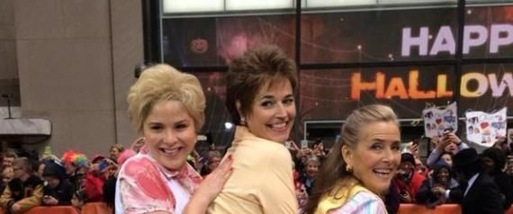 'Today' Co-Hosts Channel Classic 'SNL' Characters For Halloween