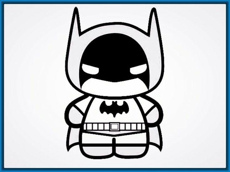31 best batman para colorear images on Pinterest   Coloring books ...