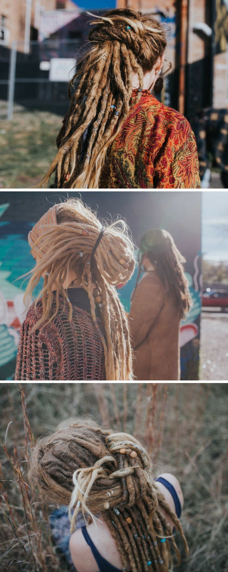 Dreadlock hairstyles