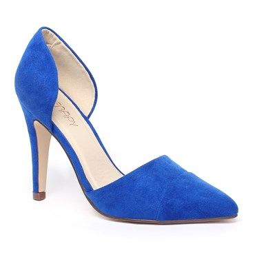 Que Therapy Dress Heels
