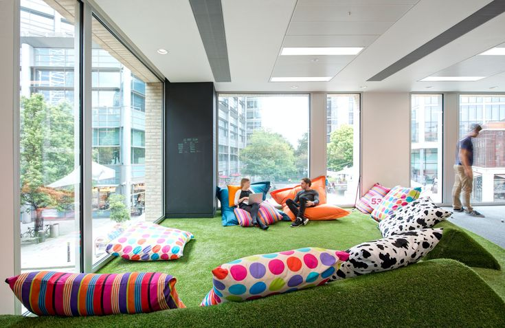 Currency Cloud Office by CCWS Interiors - Office Snapshots