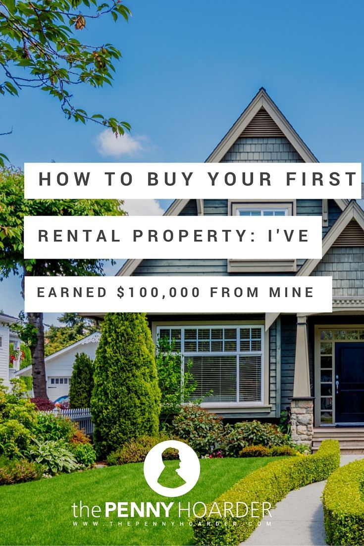 I bought my first rental house in 1994 when I was 24. My husband and I each made barely more than minimum wage, and we had a 2-year-old and more debt than I felt comfortable with. - The Penny Hoarder - http://www.thepennyhoarder.com/buying-rental-property-helped-earn-100000/