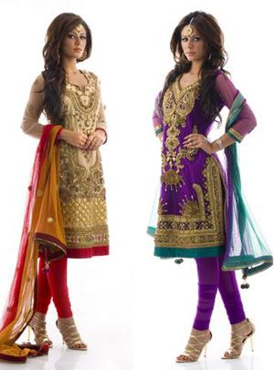 pretty - for more follow my Indian Fashion Boards :)