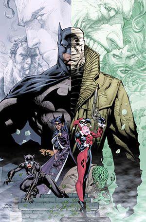 Batman: Hush - Wikipedia, the free encyclopedia