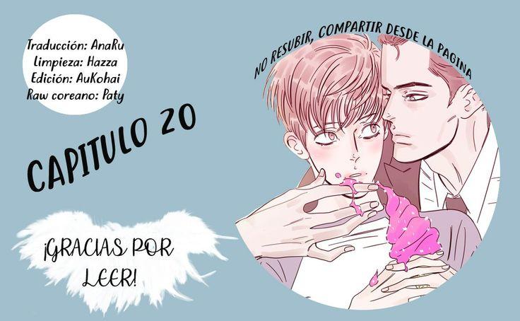 ¿Qué tan dulce es un Sugar Daddy? Capítulo 20 página 1 - Leer Manga en Español gratis en NineManga.com