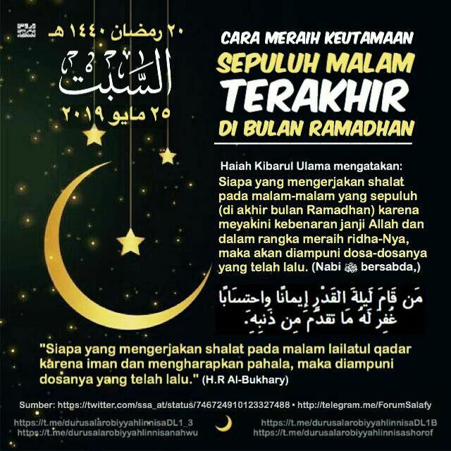 Pin Oleh Ummu Aqmar Di Reminder Islam
