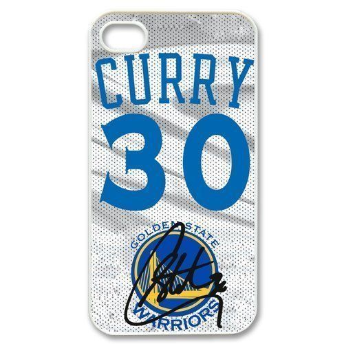 Custom Stephen Curry Basketball Series Ipod touch 6 Case