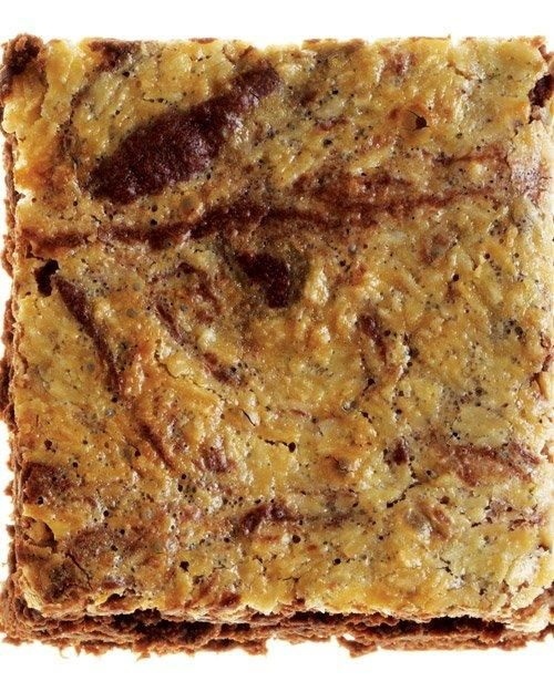 Coconut Swirl Brownies Recipe