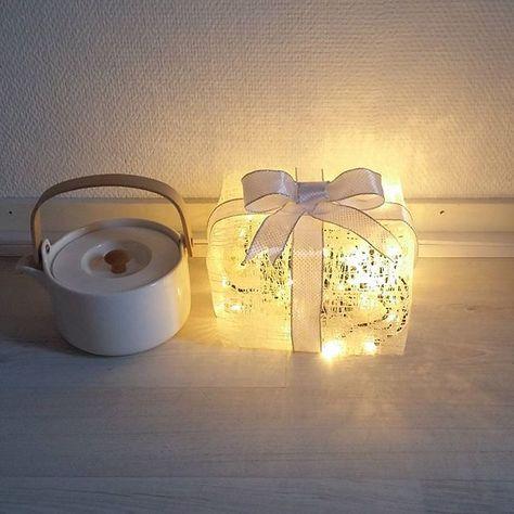 #joululahja #led #jouluvalot #lahja #gift #christmasdecorations