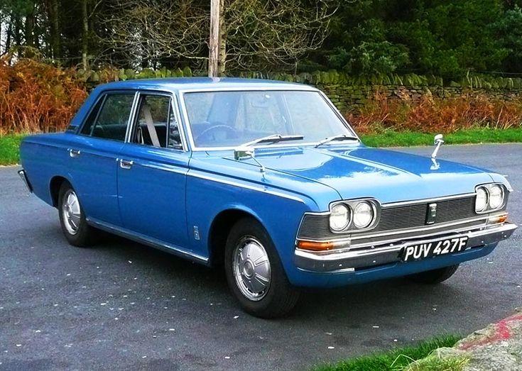1968 Toyota Crown Custom Estate - Saloon