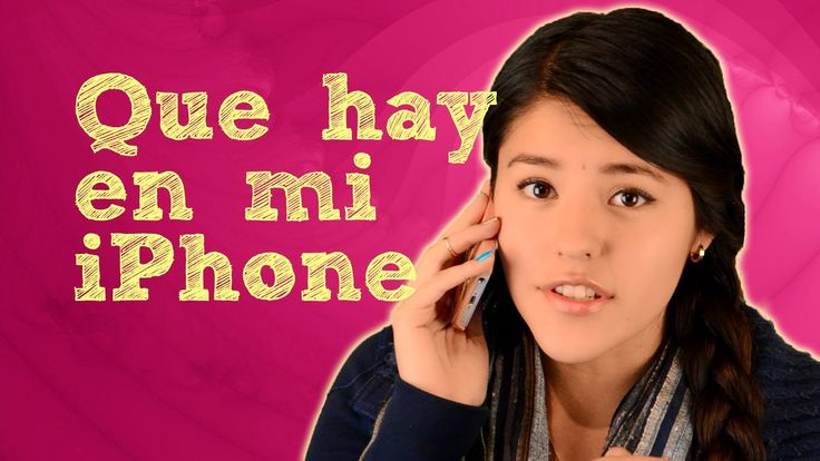 Lesslie: Que hay en mi iPhone | Tag que tengo en mi telefono o en mi móvil