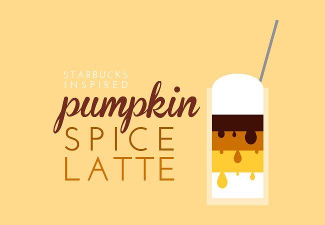 Starbucks Inspired Pumpkin Spice Latte Recipe #PSL - West Coast Mama