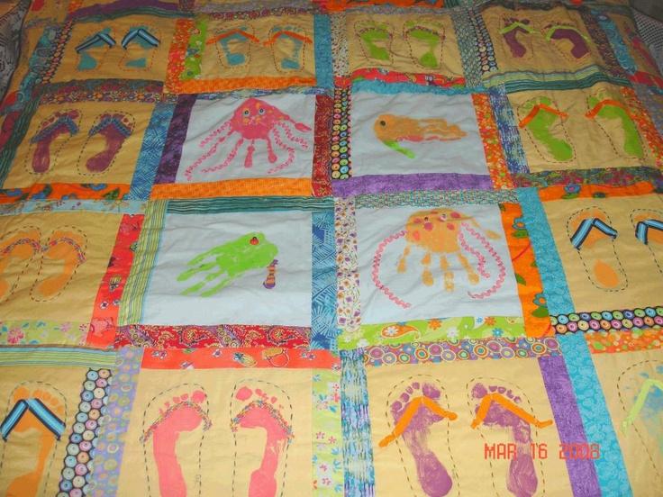 Quilt Patterns For Kindergarten : Preschool Quilt Pre K Pinterest