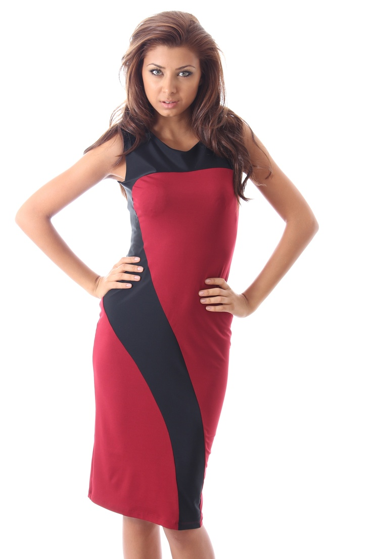 Bodycon Hot Red DressHot Red, Womens Fashion, Women Fashion, Red Dresses, Bodycon Hot