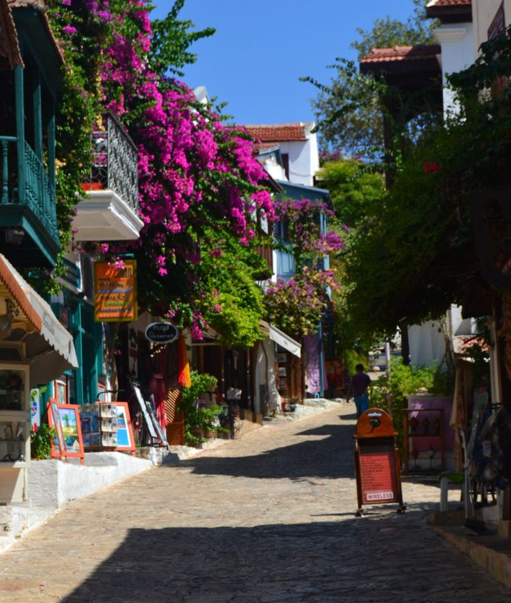 Kaş, Antalya