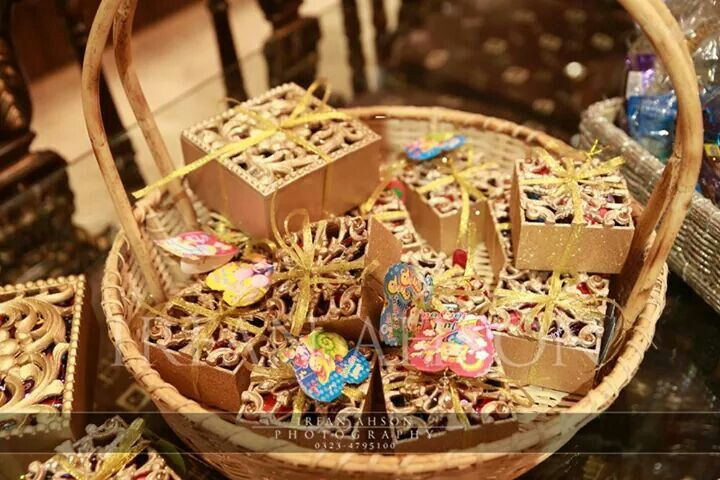 Wedding Gifts Packing Designs: Pakistani Weddings