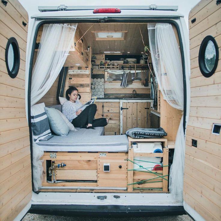 Remodelación motorhome, campers, autocaravana, ca…