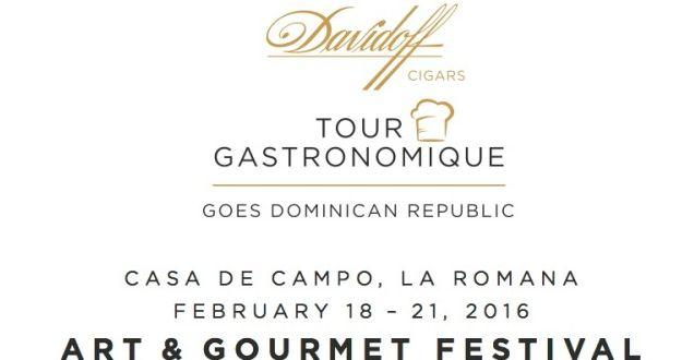Le Davidoff Tour Gastronomique en République Dominicaine