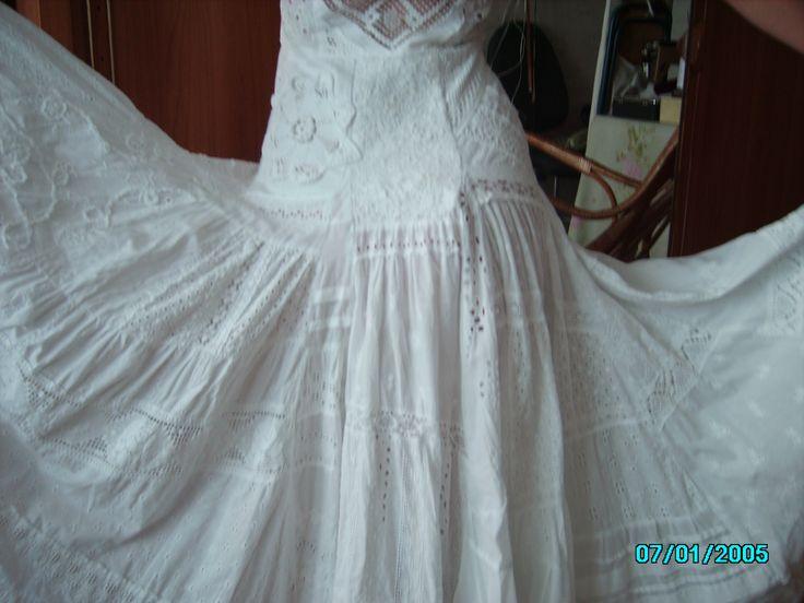платье Белые одежды