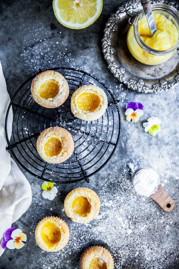 recept med lemon curd