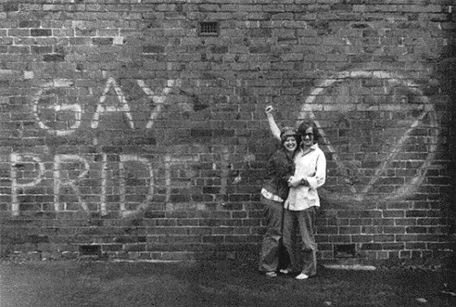 "Robina Courtin ""Radicalesbians in Melbourne in 1973"""
