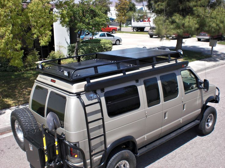 Awesome Various Roof Racks For The Ford Econoline Van. Aluminess Products Custom  Builds Each Roof Rack Out Of Aluminum To The Customersu0027 Needs.