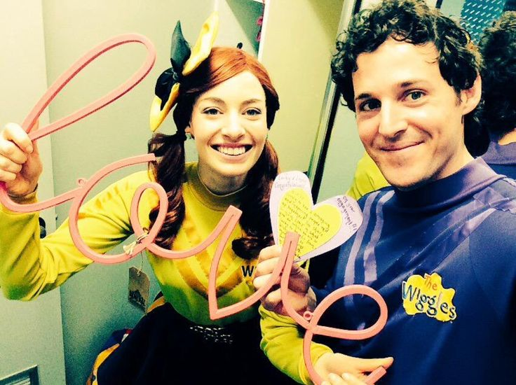 Wiggles scandal Lachy Gillespie s secret girlfriend revealed