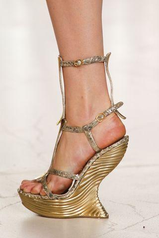Alexander McQueen Shoe 2012