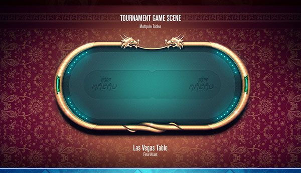 Game Art for the mobile game WSOP.Also worked on the project: Eran Caspi & Roy R… – Interface