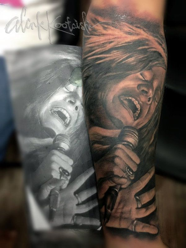 Janis Joplin #tattoos #tattoo #ink #art #inked #tattooed # ...