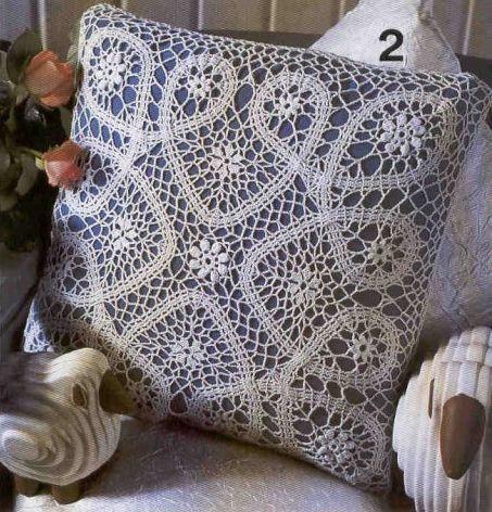 Crochet: Bruge lace technique