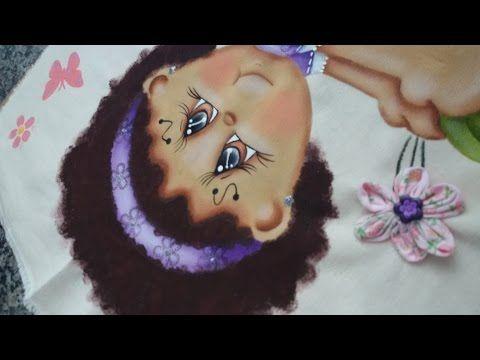 Como pintar cabelo negro super FÁCIL.! - YouTube