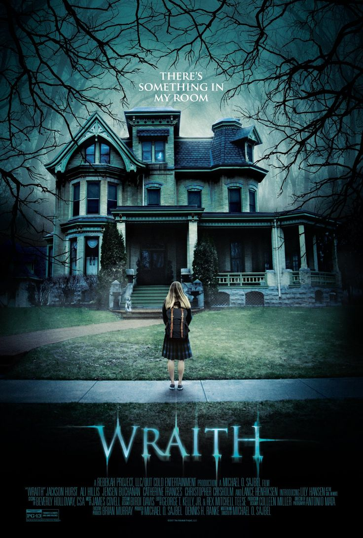 'There's something in my room' Wraith is a 2017 American supernatural horror film written and directed by Michael O. Sajbel, making his feature debut. It stars Jackson Hurst, Ali …