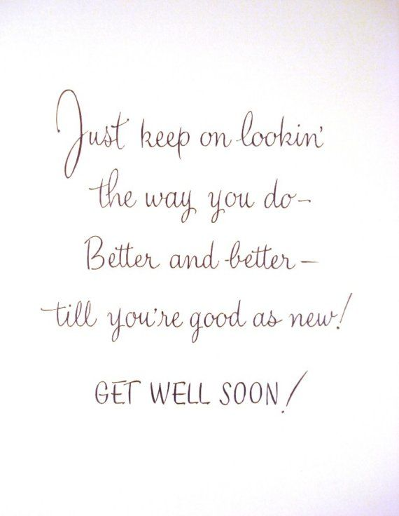 Best 25+ Get Well Card Messages ideas on Pinterest | Sympathy ...