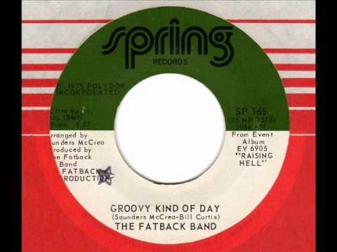 Appreciating Schmaltz: Fatback Band's Groovy Kind of Day