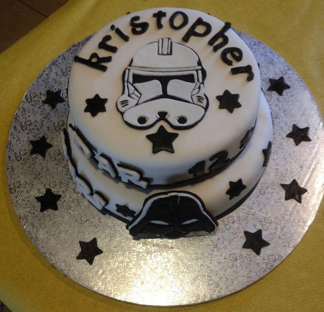 I miei hobby: Star Wars Cake