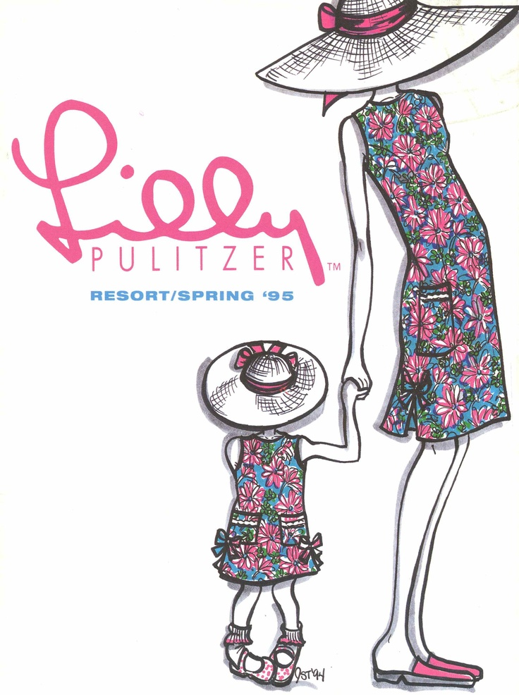 Lilly Pulitzer Resort/Spring Catalog from 1995: Resorts 1995, Lilly Pulitzer, Classic Closet, Resortspr Catalog, Lilly Lovin, Pulitzer Resortspr, Lilly Life, Style Pinboard, Lilly 95