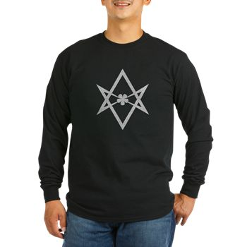 Thelema Symbol Long Sleeve T-Shirt