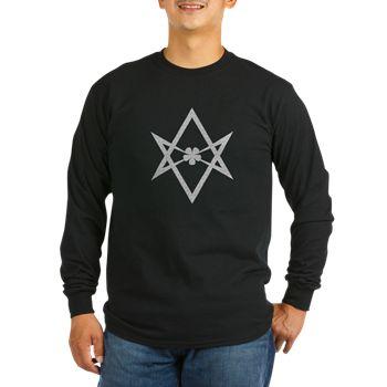 Thelema Symbol Long Sleeve T-Shirt