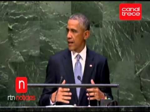 Discurso Obama ONU