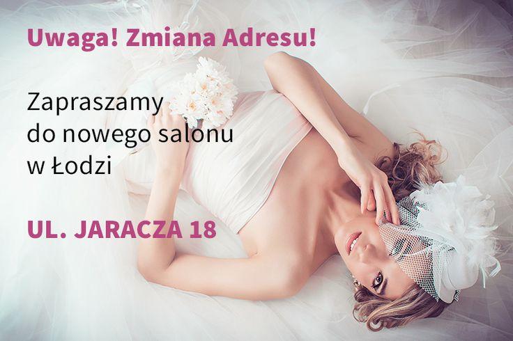 Suknie ślubne NADIA: salon sukni ślubnych w Łodzi Jaracza