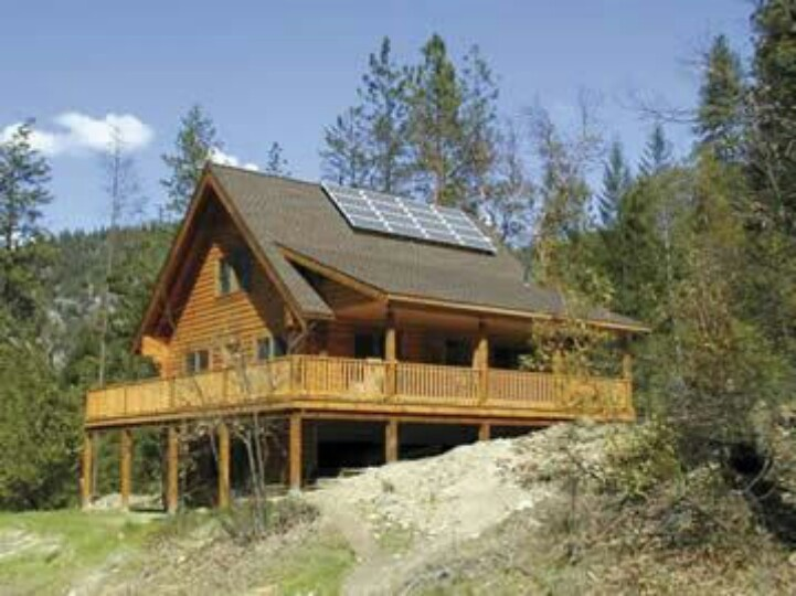 Http://www.off The Grid Homes.net/living Off The Grid.html Surviving Off  The Grid. Living Off The Grid   See The Solar Panels. Awesome | Pinterest |  Solar ...