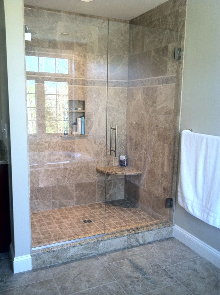 17 best images about luxury showers on pinterest glass tile shower bench seat and blue tiles - Luxury shower cubicles ...
