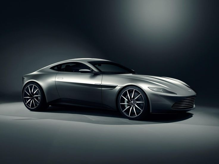 James Bond's New Car – The Aston Martin DB10 to Feature in – Spectre