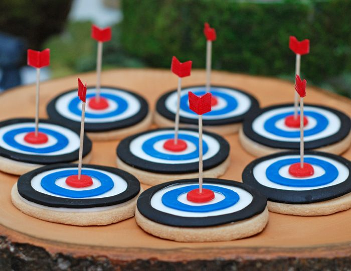 Are you planning a party? Check out this cool ideas from Archery 360!