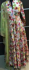 #StylishLongdress #Casuallooklongdressdesign #Latestlongdressonline #Stylishlongdressbuyonline # Maharani Designer Boutique  To buy it click on this link :  http://maharanidesigner.com/Anarkali-Dresses-Online/western-dresses/ Rs.6500 Fabric-Printed. For any more information contact on WhatsApp or call 8699101094 Website www.maharanidesigner.com Maharani Designer Boutique's photo.