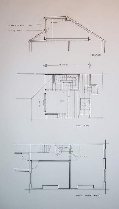 Terraced Loft Conversion Dormer