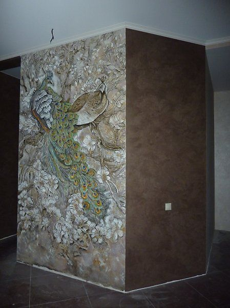 697 best images about for Bas relief mural